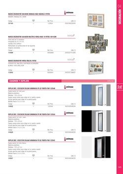 Ofertas de Espejo  en el folleto de ferrOkey en Alicante