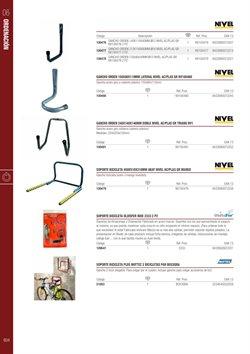 Ofertas de Soporte para bicicleta  en el folleto de ferrOkey en Murcia