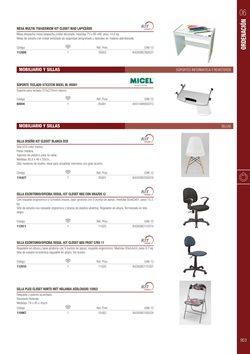 Ofertas de Silla de oficina  en el folleto de ferrOkey en Madrid