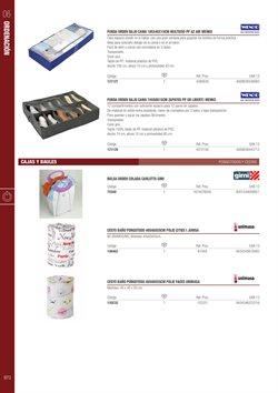 Ofertas de Bolsa para almacenaje  en el folleto de ferrOkey en Majadahonda