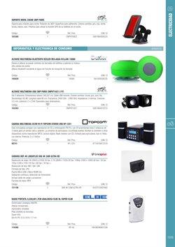 Ofertas de Altavoces bluetooth  en el folleto de ferrOkey en Madrid