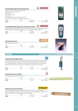 Ofertas de Reglas  en el folleto de ferrOkey en Madrid