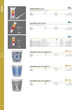 Ofertas de Vasos de plástico  en el folleto de ferrOkey en Madrid
