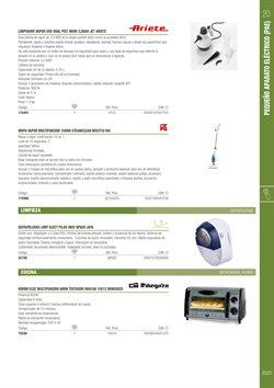 Ofertas de Horno eléctrico  en el folleto de ferrOkey en Madrid