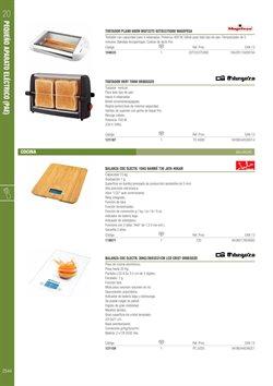 Ofertas de Báscula de cocina  en el folleto de ferrOkey en Alcalá de Henares