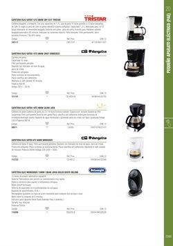 Ofertas de Cafetera de cápsulas  en el folleto de ferrOkey en Madrid