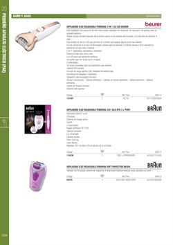 Ofertas de Depiladora femenina  en el folleto de ferrOkey en Madrid