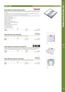 Ofertas de Báscula de baño  en el folleto de ferrOkey en Molina de Segura