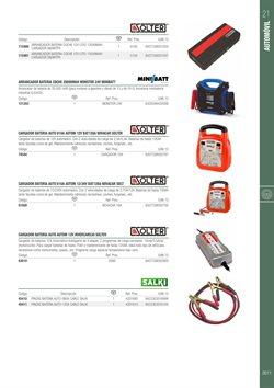 Ofertas de Batería de coche  en el folleto de ferrOkey en Madrid