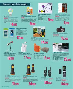 Ofertas de Alcatel  en el folleto de ferrOkey en Alicante