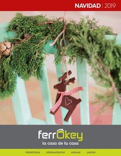 Ofertas de Jardín y bricolaje  en el folleto de ferrOkey en Almoradí