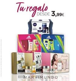 Ofertas de Perfumerías y Belleza  en el folleto de Marvimundo en Dénia