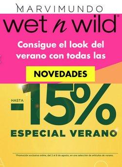 Ofertas de Perfumerías y Belleza en el catálogo de Marvimundo ( Publicado hoy)