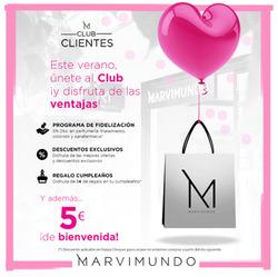 Ofertas de Marvimundo  en el folleto de Valencia