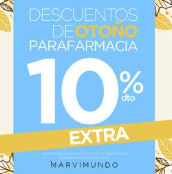 Ofertas de Marvimundo  en el folleto de Murcia