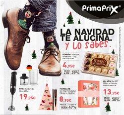 Ofertas de PrimaPrix  en el folleto de Coslada