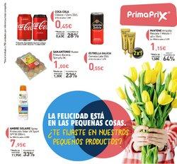 Catálogo PrimaPrix en Madrid ( 3 días publicado )