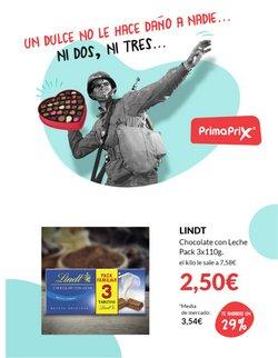 Ofertas de PrimaPrix en el catálogo de PrimaPrix ( 2 días más)