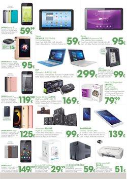 Ofertas de Portátil HP  en el folleto de Punto de Informática en Bilbao