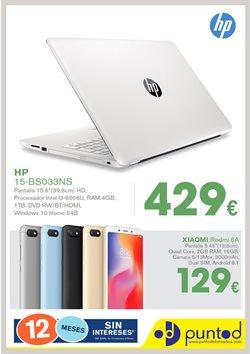 Ofertas de Punto de Informática  en el folleto de León
