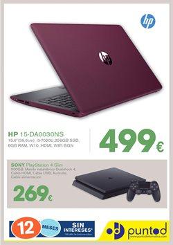 Ofertas de Punto de Informática  en el folleto de Alcorcón