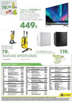 Catálogo Punto de Informática en Gandia ( 16 días más )