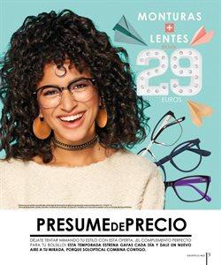 Ofertas de Gafas graduadas  en el folleto de Soloptical en Dos Hermanas