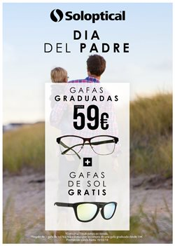 Ofertas de Soloptical  en el folleto de Madrid