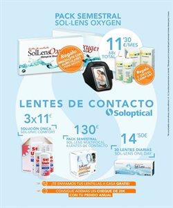 Ofertas de Auriculares deportivos  en el folleto de Soloptical en Madrid