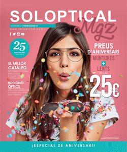 Ofertas de Soloptical  en el folleto de Barcelona