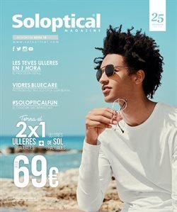 Ofertas de Salud y ópticas  en el folleto de Soloptical en Castelldefels