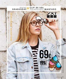Ofertas de Gafas de sol  en el folleto de Soloptical en Barcelona