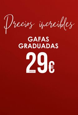 Ofertas de Gafas graduadas en Soloptical