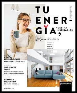 Ofertas de Globaldeco  en el folleto de Bilbao