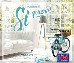 Ofertas de Tifón Hipermueble  en el folleto de Pontevedra