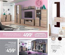 Ofertas de Aparador de salón  en el folleto de Tifón Hipermueble en Santa Cruz de Tenerife
