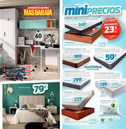 Ofertas de Cabecero  en el folleto de Tifón Hipermueble en Las Palmas de Gran Canaria