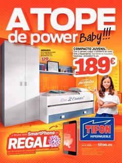 Ofertas de Hogar y muebles  en el folleto de Tifón Hipermueble en Almuñécar