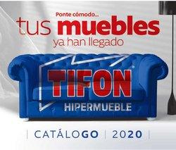 Ofertas de Hogar y Muebles en el catálogo de Tifón Hipermueble en Almuñécar ( Más de un mes )