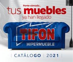 Catálogo Tifón Hipermueble ( Más de un mes)