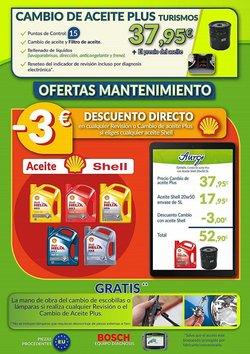 Ofertas de Shell en el catálogo de Aurgi ( 15 días más)