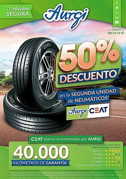 Catálogo Aurgi en Alcobendas ( 14 días más )