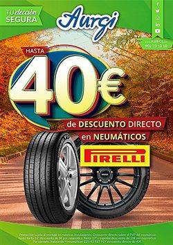 Catálogo Aurgi en Sevilla ( 18 días más )