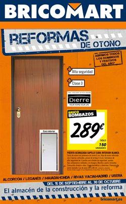 Ofertas de Bricomart  en el folleto de Leganés