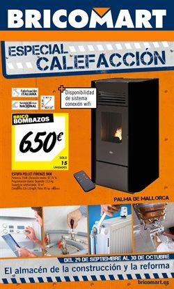 Ofertas de Bricomart  en el folleto de Palma de Mallorca