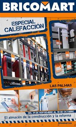 Ofertas de Bricomart  en el folleto de Las Palmas de Gran Canaria