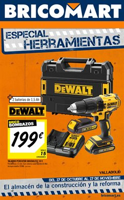 Bricomart valladolid cat logo y ofertas black friday 2017 - Catalogo bricomart valladolid ...