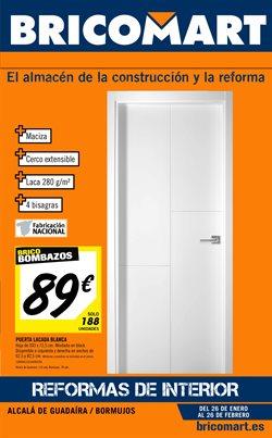 Ofertas de Temporada  en el folleto de Bricomart en Sevilla