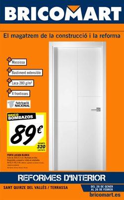 Ofertas de Jardín y bricolaje  en el folleto de Bricomart en Barcelona