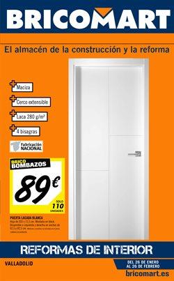 Ofertas de Temporada  en el folleto de Bricomart en Valladolid